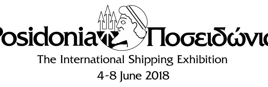 Posidonia international Shipping Exhibition 2018